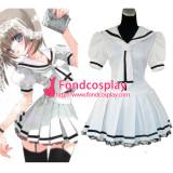 School Uniform Gothic Lolita Dress Cosplay Costume Tailor-Made[G241]