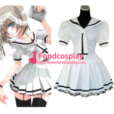 School Uniform Gothic Lolita Dress Cosplay Costume Tailor-Made[G241]