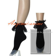 Gothic Lolita Punk Fashion Socks Cosplay Costume Custom-Made[CK1063]