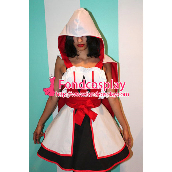 Assassin Creed -Female Assassin Cosplay Costume Tailor-Made[G896]