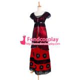 Titanic Rose Dewitt Bukater Dress Movie Cosplay Costume Custom-Made[G874]