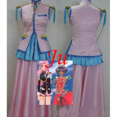 Revolutionary Girl Utena Tenjo Utena Dress Outfit Cosplay Costume Tailor-Made[CK233]