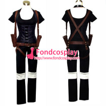 Resident Evil Afterlife Alice Suit Movie Costume Cosplay Tailor-Made[G541]