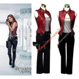 Women Resident Evil Afterlife Claire Jacket Coat Movie Costume Cosplay Tailor-Made[G539]