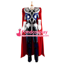 The Avengers Thor Outfit  Movei Cosplay Costume Tailo-Made[G991]