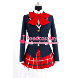 Chuunibyou Demo Koi Ga Shitai Rikka Takanashi Dress School Uniform Cosplay Costume Custom-Made[G879]