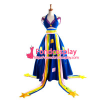 Lol Sona Maven Of The Strings Tai Game Cosplay Costume Custom-Made[G996]