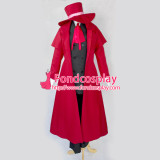 Hellsing Alucard Dracula Cosplay Costume Tailor-Made[G091]