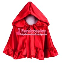 Little Red Riding Hood The Cape Cosplay Costume Tailor-Made[G1602]