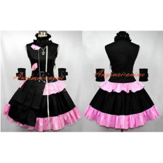 Gothic Lolita Punk Cotton Dress Tailor-Made[G403]