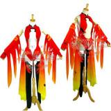Guilty Crown Inori Yuzuriha Sexy Dress Outfit Cosplay Costume Custom Made[G690]