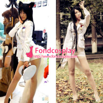 Lol-The Nine-Tailed Fox Ahri Outfit Game Costume Cosplay Tailor-Made[G1297]