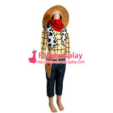 Toy Story-Woody Costume Movie Cosplay Costume Tailor-Made[G1108]