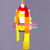 Final Fantasy Ffx-2 Rikku Final Fantasy Vii- Cloud Strife Cosplay Costume Tailor-Made[G042]