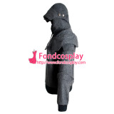 Assassins Creed Connor Coat Medieval Armor Hoodie Jacket Cosplay Costume Tailor-Made[CK1450]