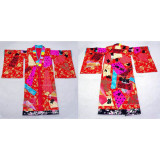 Kamenashi Kazuya Kat-Tun 1582 Japan Kimono Cosplay Costume Custom-Made[G609]