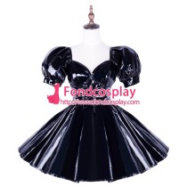 Gothic Lolita Punk Pvc Dress Costume Tailor-Made[G1657]