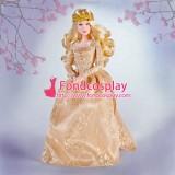 Movie-Maleficent(2014) -Princess Aurora Dress Cosplay Tailor-Made[G1395]