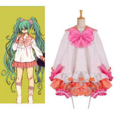 Vocaloid 2 Hatsune Miku School Uniform Dress Cosplay Costume Tailor-Made[G691]