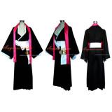 Bleach Matsumoto Rangikubbs Japan Kimono Cosplay Costume Tailor-Made[G344]
