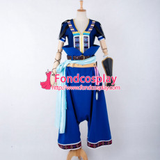 Final Fantasy Xiii 2 Noel Kreiss Dress Cosplay Costume Tailor-Madee[G785]