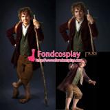 The Hobbit-Desolation Of Smaug-Bilbo Costume Cosplay Tailor-Made[G1288]