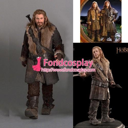 The Hobbit Desolation Of Smaug Fili Costume Cosplay Tailor-Made[G1316]