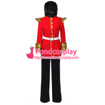 British Royal Guard Suit Coat Pants Cosplay Costume Tailor-Made[G633]