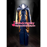 Tekken Jin Kayama Outfit Jacket Pants Game Cosplay Costume Tailor-Madee[G148]