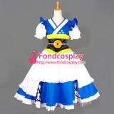 Touhou Project Komachi Onozuka Dress Cosplay Costume Tailor-Made[G752]