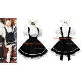 An Cafe Bou Dress Visual J-Rock Outfit Cosplay Costume Tailor-Made[G404]