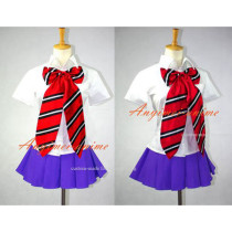 Kamiki Izumo School Uniform Dress Cosplay Costume Tailor-Made[G631]
