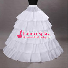 The Farthingale Petticoat Cosplay Costume Tailor-Made[G733]