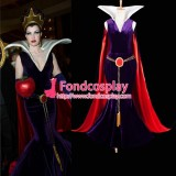 The Snow White The Evil Queen Princess Dress Costume Cosplay Tailor-Made[G1322]