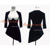 O Dress The Story Of O Black Velvet Dress Cosplay Costume Tailor-Made[G264]