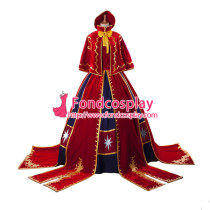 Lol Sona Maven Of The Strings Dress Game Cosplay Costume Tailor-Made[G928]