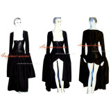 O Dress The Story Of O Breast Free Black Dress Cosplay Costume Tailor-Made[G347]