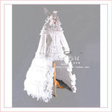 Vocaloid 2 Hatsune Miku Dress Cosplay Costume Tailor-Made[G714]
