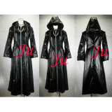 Kingdom Hearts Axel Jacket Coat Organization Xiii Game Cosplay Costume Tailor-Made[CK015]