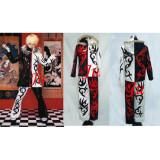 Gazette Ruki Visual J Rock Jacket Pants Cosplay Costume Tailor-Made[CK599]