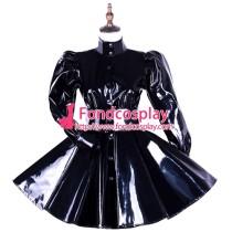Rain Coat Gothic Lolita Punk Pvc Dress Tailor-Made[G1655]