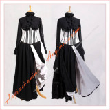 O Dress The Story Of O With Bra Chiffon Cotton Dress Cosplay Costume Tailor-Made[G708]