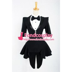 Sexy Women'S Tail Coat Club Clothing Cosplay Costume Tailor-Made[G888]