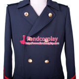 Security Coat Cosplay Costume Tailor-Made[G848]
