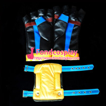 Tekken 5 King Gloves 3D Psp Game Cosplay Costume Custom-Made[G775]
