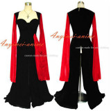 O Dress The Story Of O With Bra Velvet Dress Cosplay Costume Tailor-Made[G364]