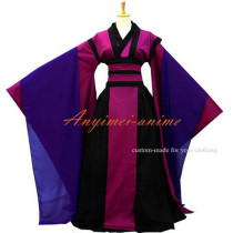 Hanfu Japan Kimono Beautiful Gothic Lolita Dress Cosplay Costume Custom-Made[G575]