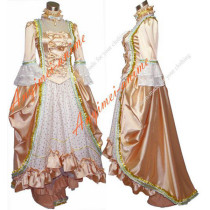Versailles Hizaki Visual J Rock Outfit Dress Cosplay Costume Custom-Made[G546]