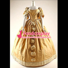 Victorian Rococo Medieval Gown Ball Dress Gothic Evening Dress Cosplay Costume Tailor-Made[G900]