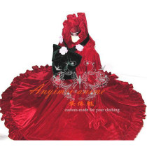 Rozen Maiden Shinku Outfit Dress Cosplay Costume Tailor-Made[CK768]